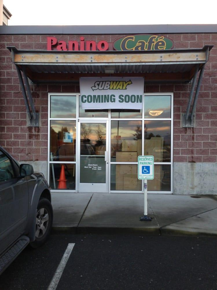 Italian Restaurant In Burlington Wa