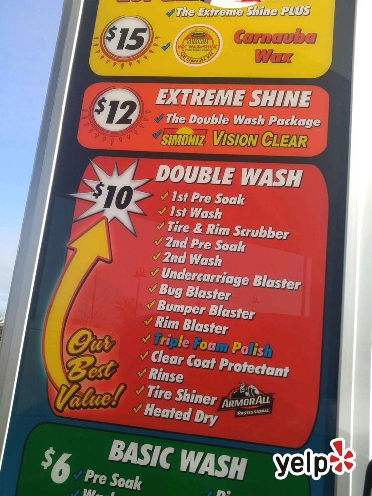Romeoville  Express Car Wash Romeoville Il
