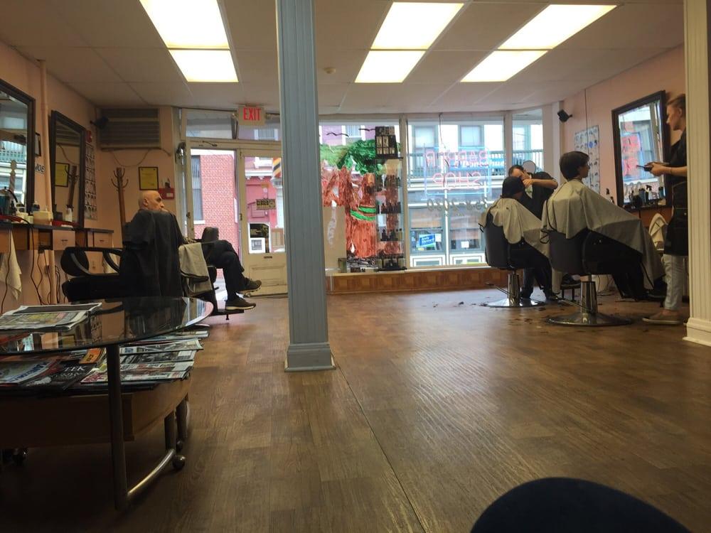 Nyack Barbershop: 69 Main St, Nyack, NY