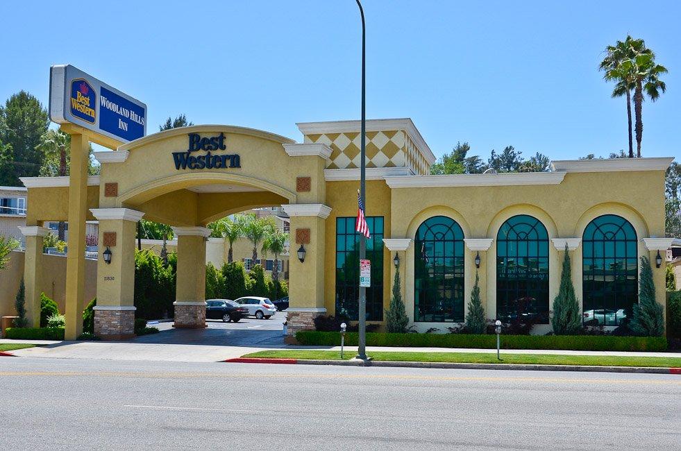Best Western Woodland Hills Inn: 21830 Ventura Blvd, Woodland Hills, CA