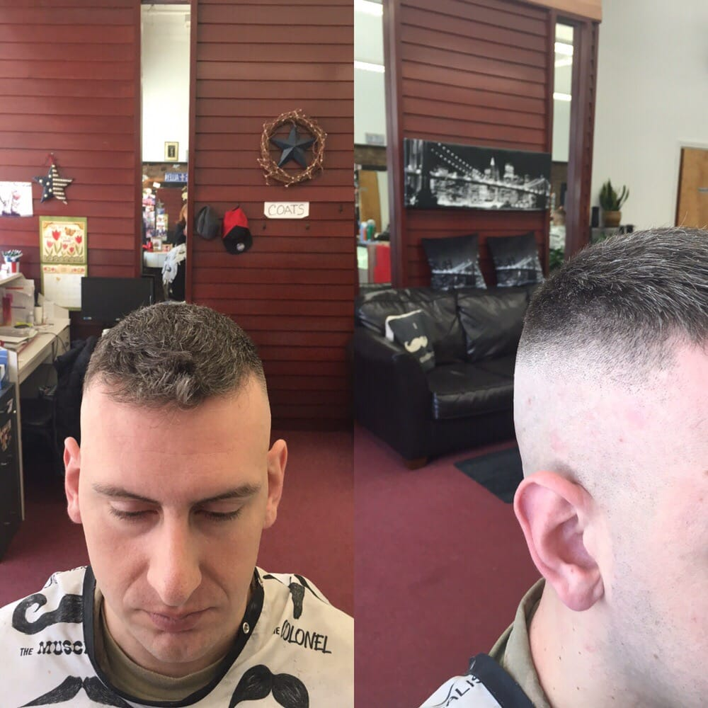 The Hair Affair Barbershop: 198 Exchange St, Bangor, ME