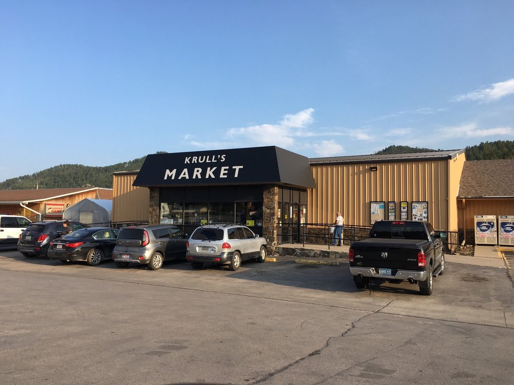 Krull's Market: 531 E Main St, Hill City, SD