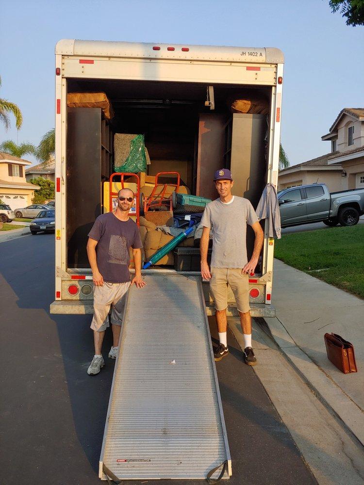 San Diego Stress Free Movers