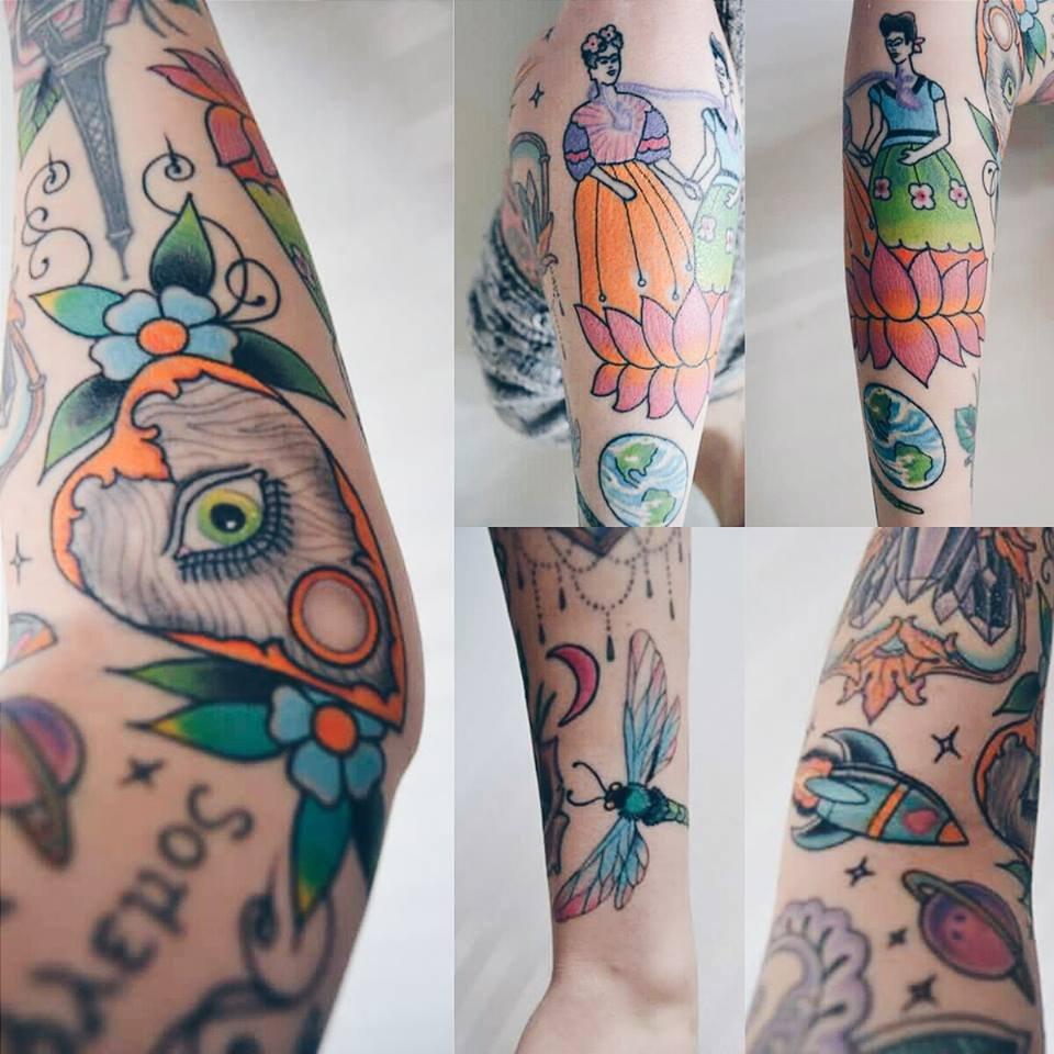 Philadelphia eddies s chinatown tattoo 22 photos 26 for Eddies tattoos philadelphia