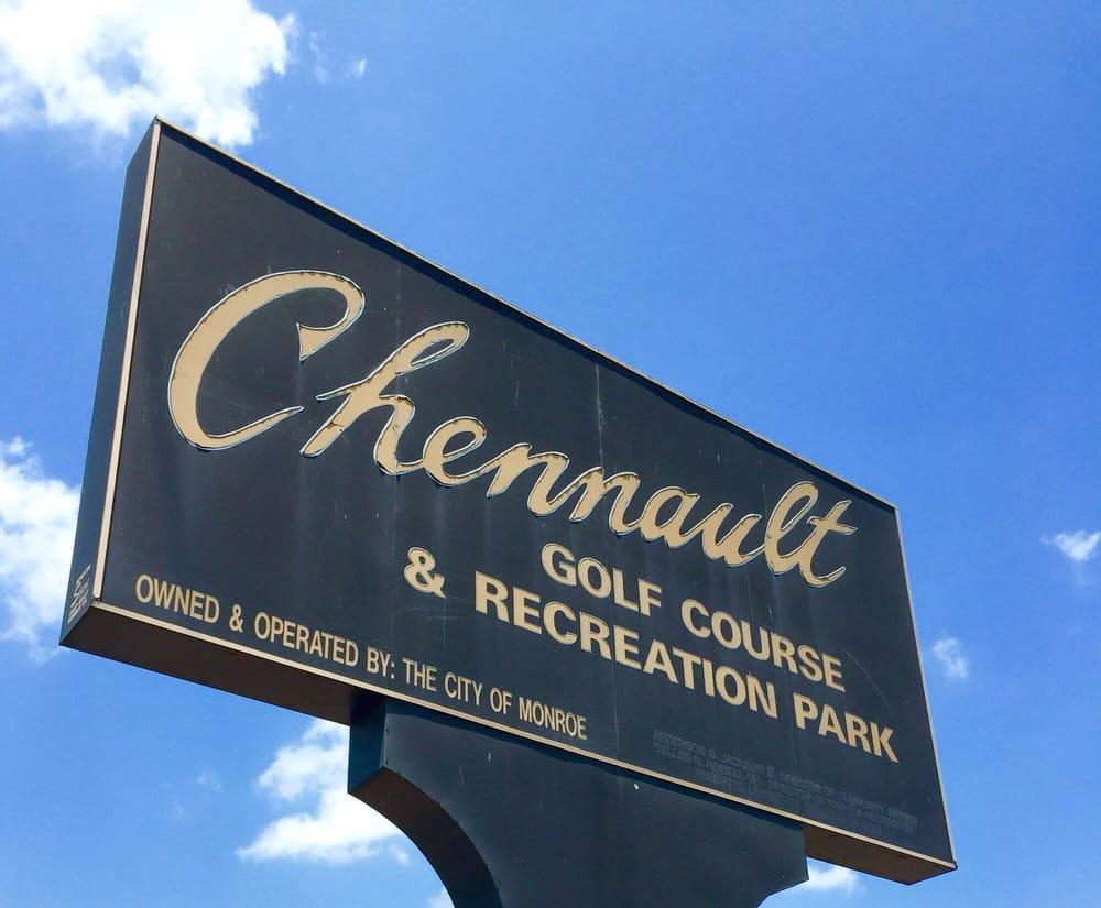 Chennault Park Golf Course: 8475 Milhaven Rd, Monroe, LA