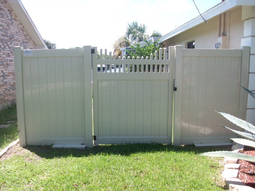 Liberty Fencing: Palm Coast, FL