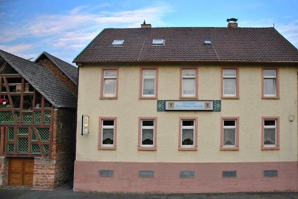 Zur sch nen aussicht tysk mat niedergasse 19 for Elektriker offenbach