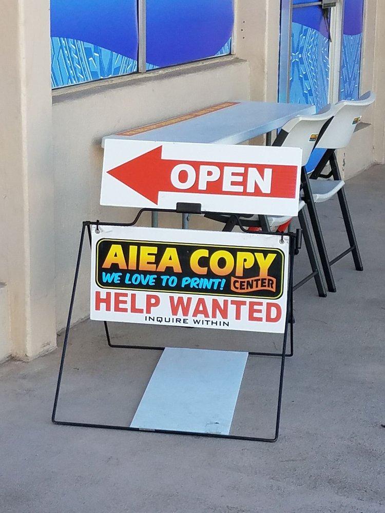 Aiea Copy Center: 99-115 Aiea Heights Dr, Aiea, HI