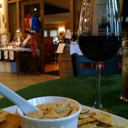 Photo Of Brick Arch Winery West Branch Ia United States Hummus Plate