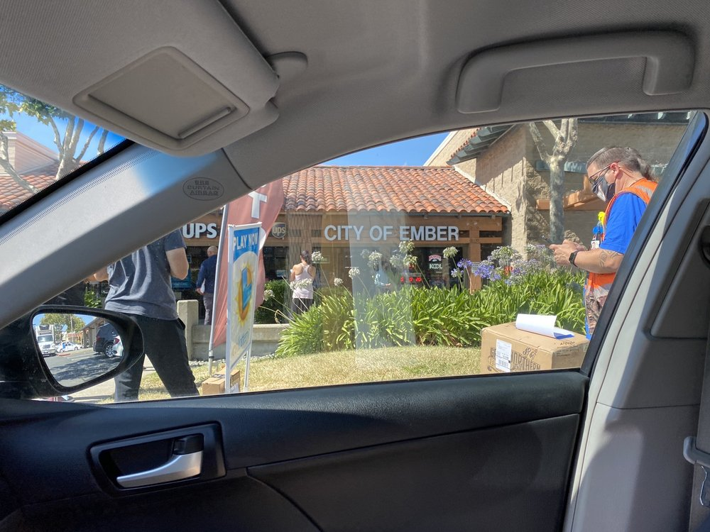 The UPS Store: 1511 Sycamore Ave, Hercules, CA