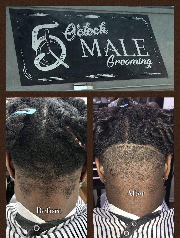5 O'Clock Male Grooming: 3105 Carter Ave, Wichita Falls, TX