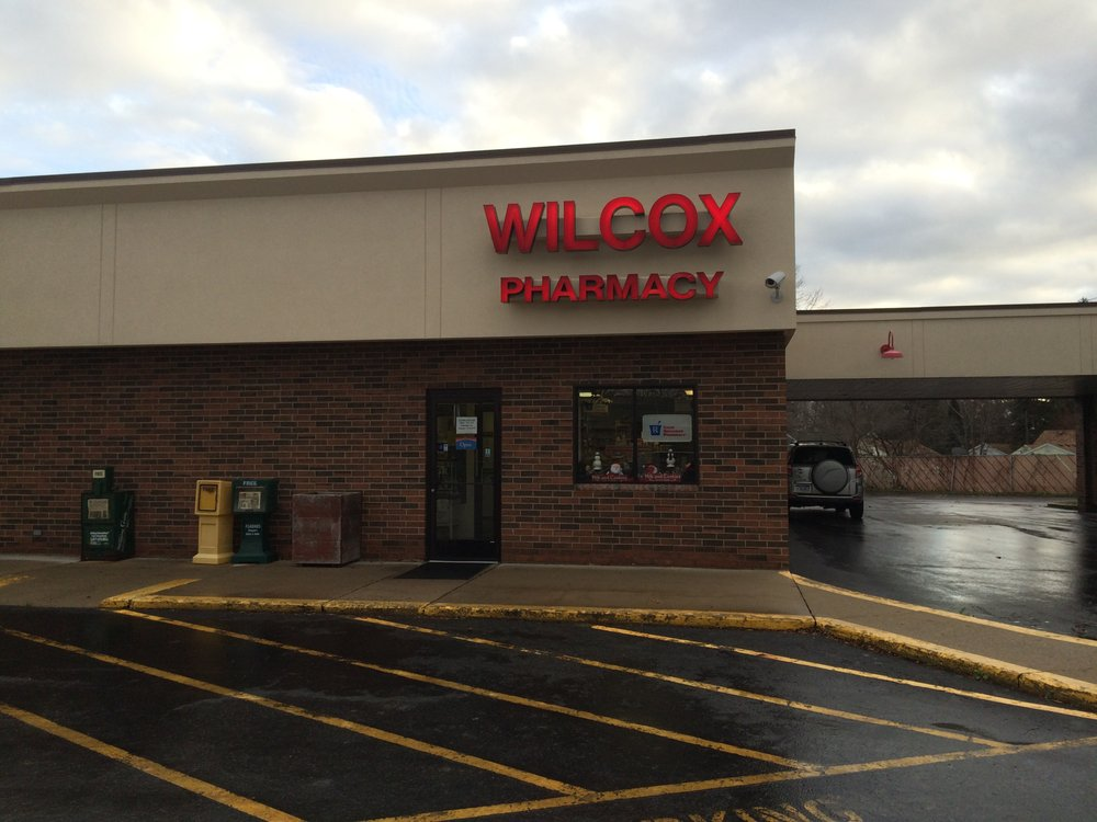 Wilcox Pharmacy: 140 E Rd, Dimondale, MI