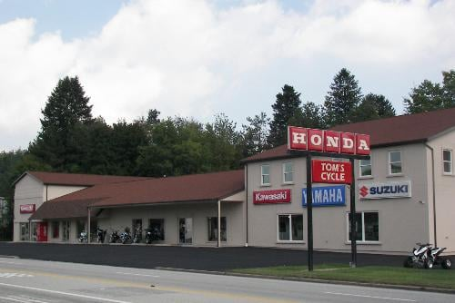 Tom's Cycle: 1187 Wayne Ave, Indiana, PA