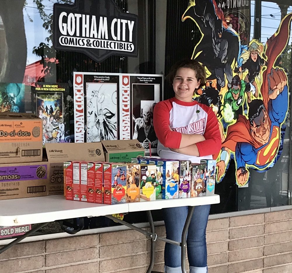 Gotham City Comics and Collectibles
