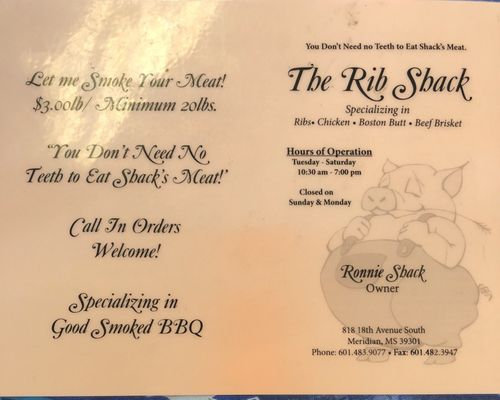 Rib Shack - 2019 All You Need to Know BEFORE You Go (with