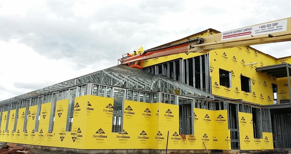 Merc Construction Contractors 8488 Terminal Rd Lorton Va