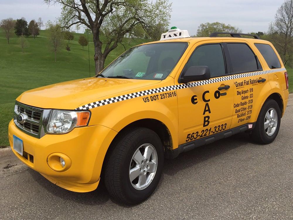 Eco Cab Galena: 9853 US Highway 20, Galena, IL