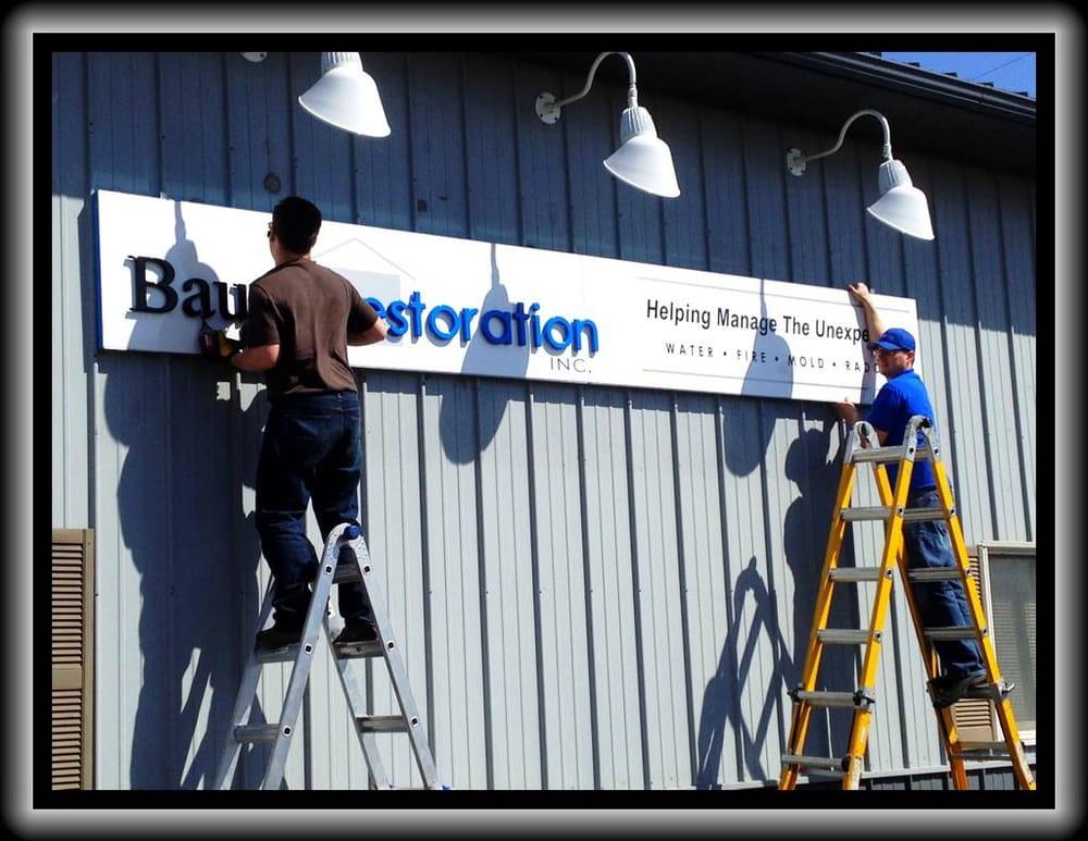 Bauer Restoration: 933 Hulett Ave, Faribault, MN
