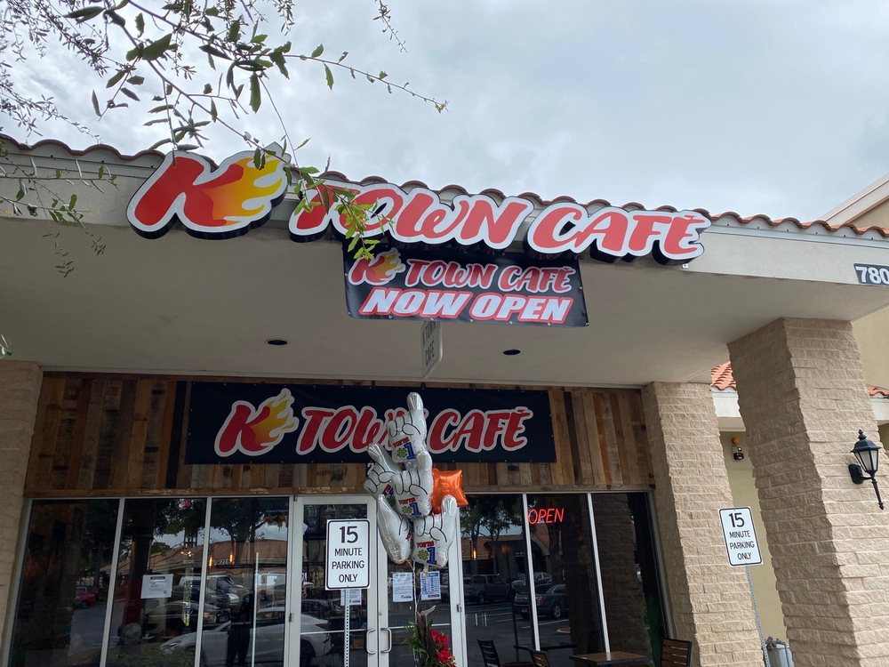 K-Town Cafe