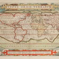 Altea antique maps charts 20 fotos antigedades 35 st george foto de altea antique maps charts londres london reino unido ortelius gumiabroncs Gallery