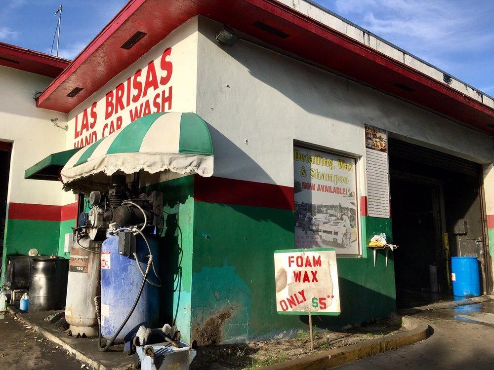 Las Brisas Car Wash Phone Number