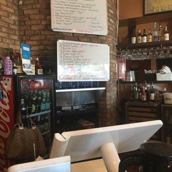 Maria S Cafe Stuart Fl Menu