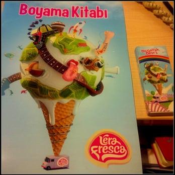 Lera Fresca Closed Ice Cream Frozen Yogurt Cevdet Paşa Cad