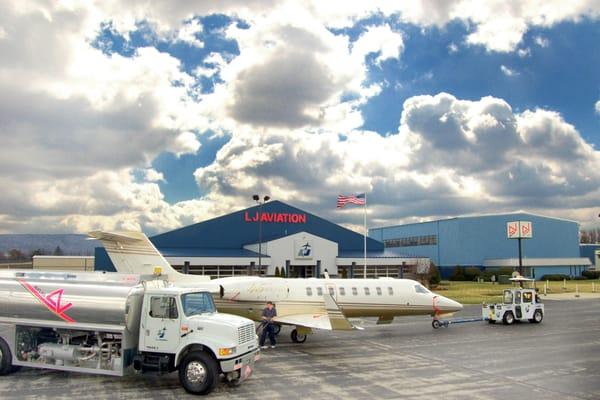L J Aviation Airlines Aviation Ln Latrobe PA Phone - Where is latrobe