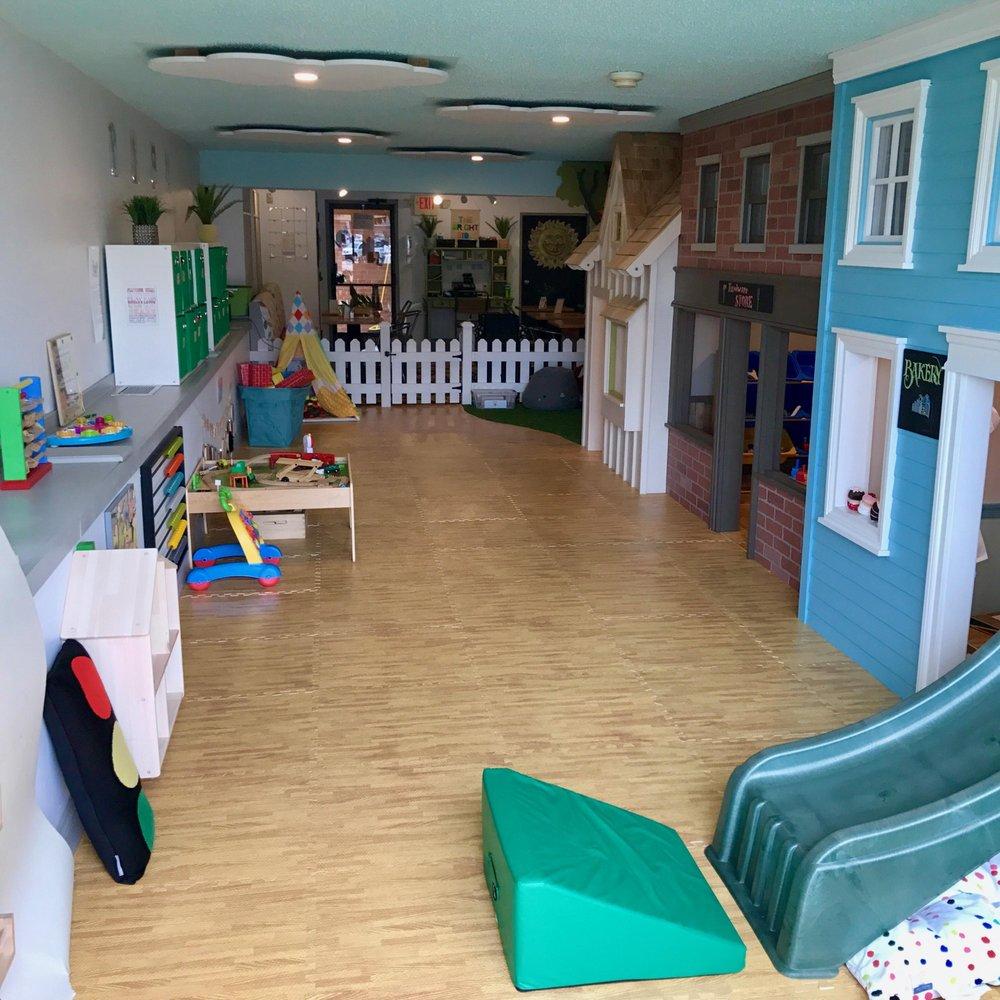 Village Play Space: 4 Midland Ave, Berwyn, PA