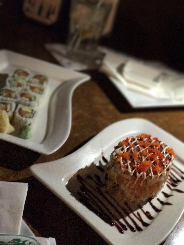 Social Spots from Manu's Tapas Bar & Sushi Lounge