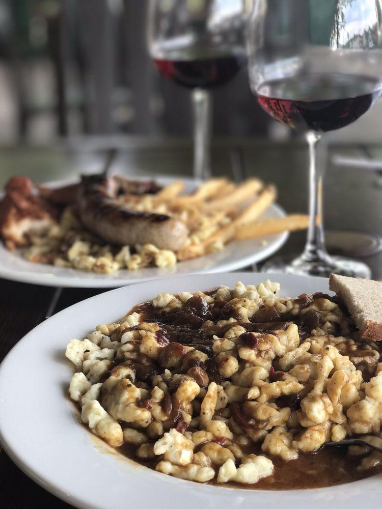 Gasthaus Cardi: 1385 Sheridan Ave, Cody, WY