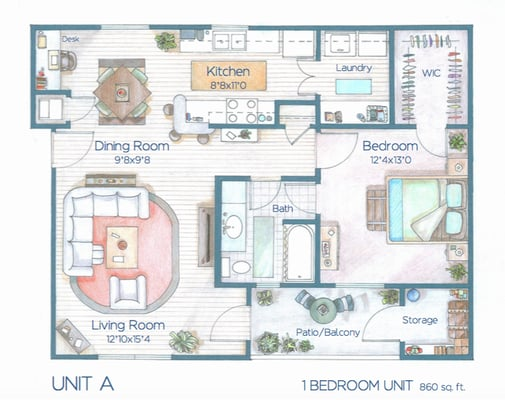 Sidney Baker Luxury Apartments