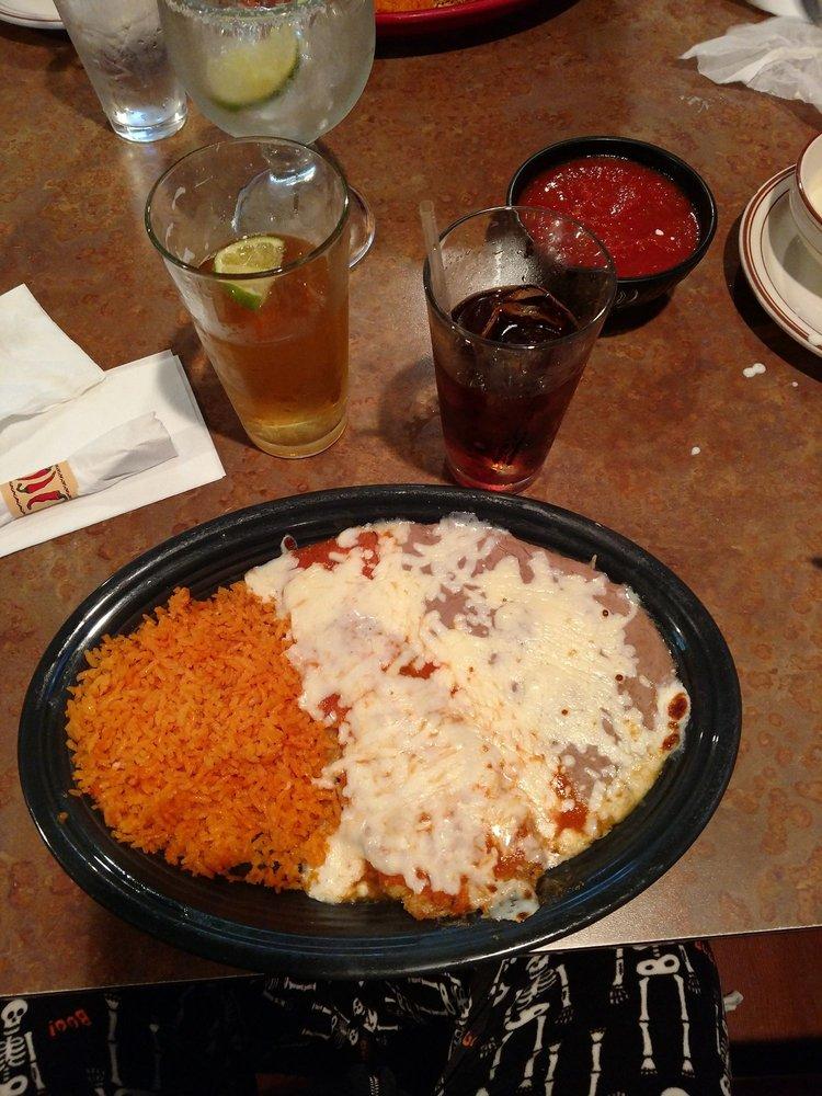 Food from Senor Jalapeno