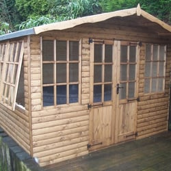 photo of sherwood shed company nottingham united kingdom - Garden Sheds Nottingham
