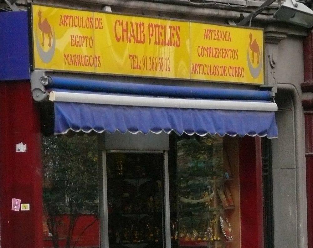 Comercial Chaib