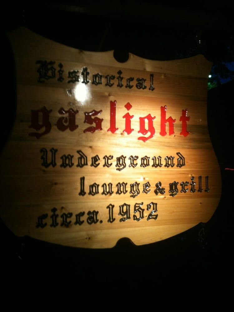 Gaslight Underground Lounge Grill: 600 Keith Dr, Greenville, SC
