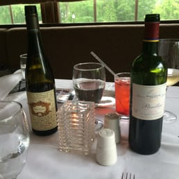 Sparkill Steakhouse - Sparkill, NY, United States. Good wine selection
