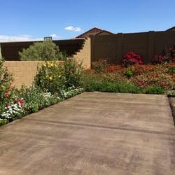 Photo Of V Stained Concrete Scottsdale Az United States