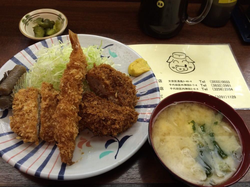かつ進神田鎌倉橋店