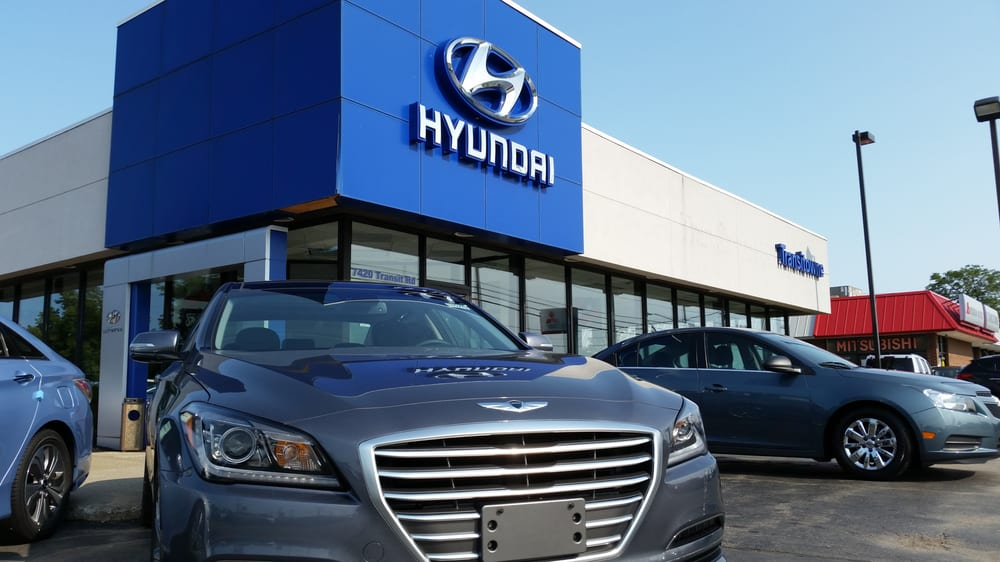 West Herr Chevy >> Transitowne Hyundai - 15 Photos & 13 Reviews - Car Dealers ...