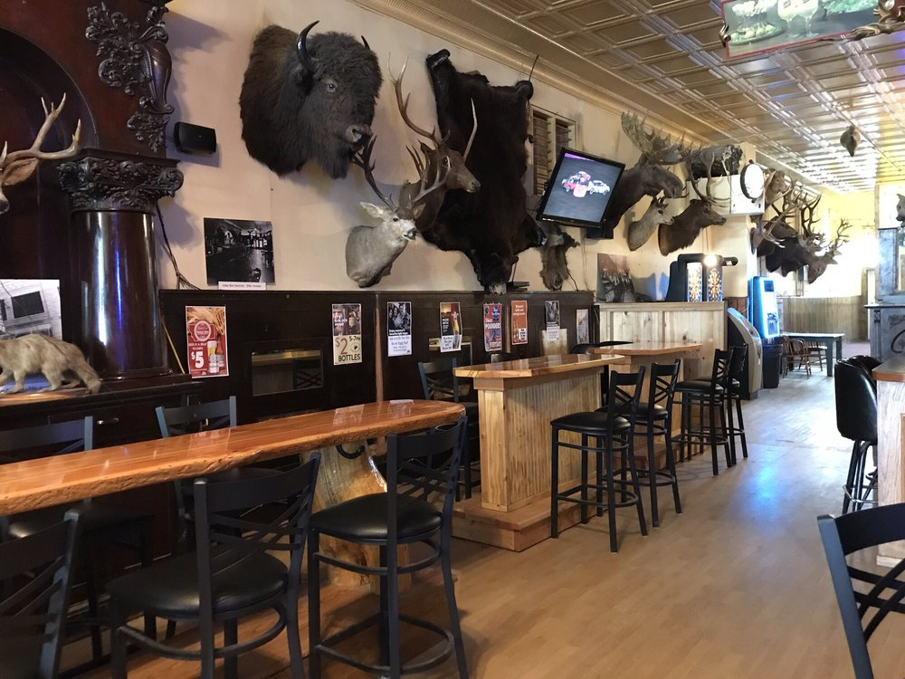 New Atlas Bar: 528 E Pike Ave, Columbus, MT