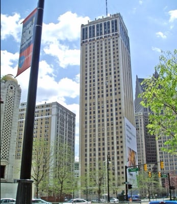 Cadillac Tower - Commercial Real Estate - 65 Cadillac Square ...