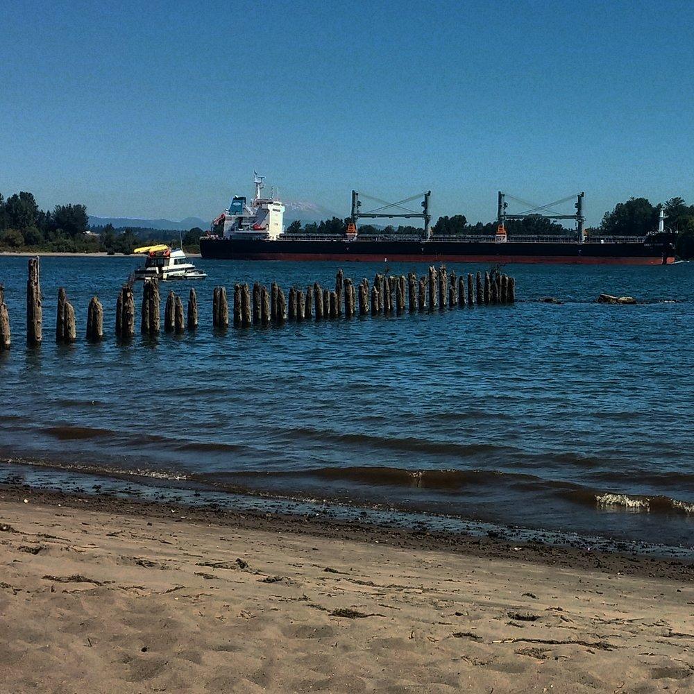 Sauvie Island Nude Beach: Portland, OR