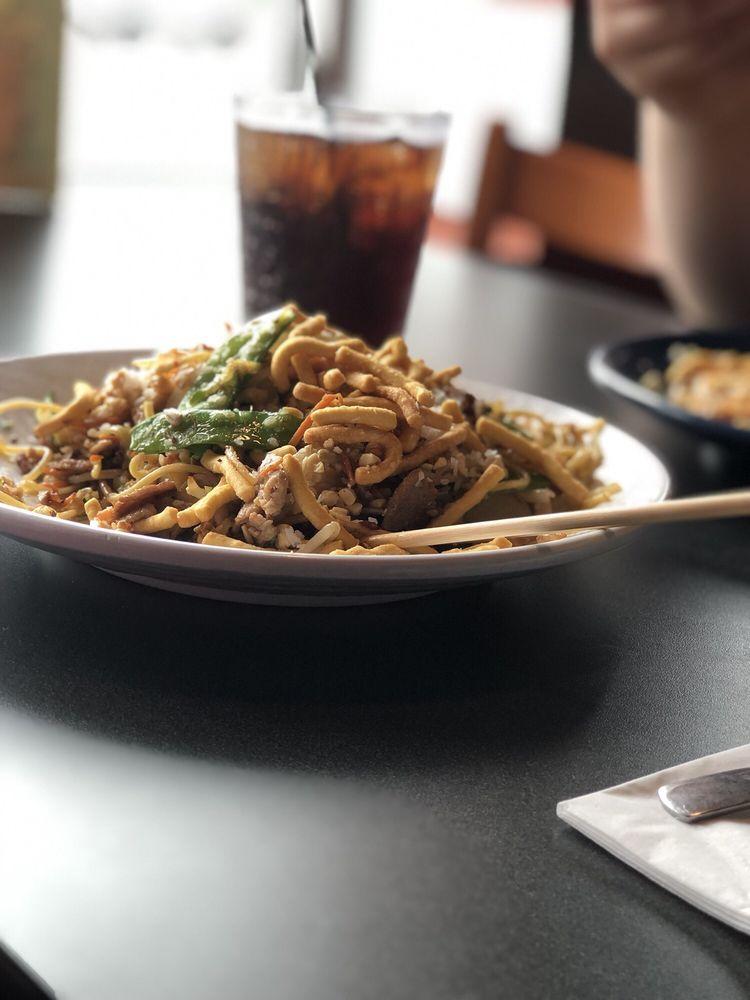 HuHot Mongolian Grill: 2525 Iowa St, Lawrence, KS