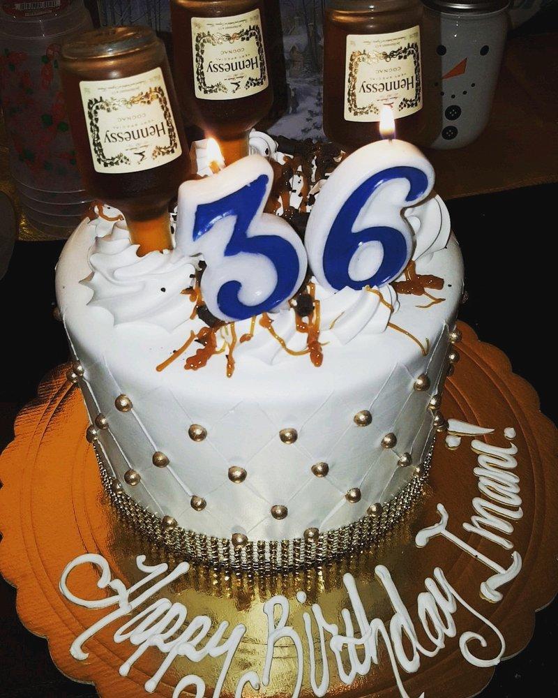 My Husband Birthday Cake
