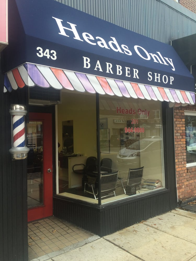 Heads Only: 384 Broad Ave, Leonia, NJ