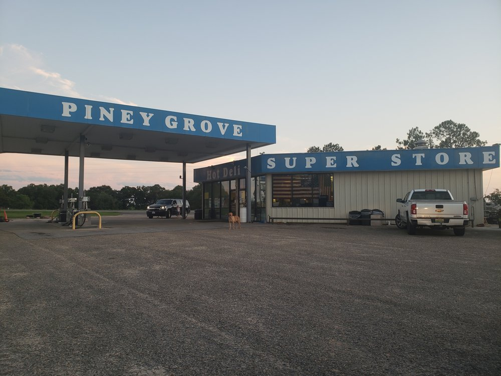 Piney Grove Super Store: 4849 N State Hwy 87, Piney Grove, AL