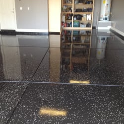 New Epoxy Basement Floor Paint