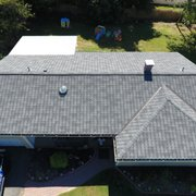 Roof Photo Of Magic Roofing Siding Ewing Township Nj United States