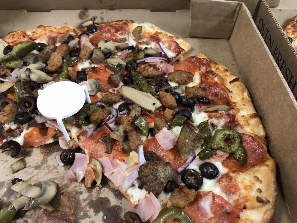 Pizza King: 103 Davis Rd, League City, TX